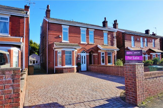 Thumbnail Semi-detached house for sale in Clifford Road, Southport