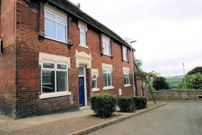 Thumbnail Flat for sale in Broomhill Street, Tunstall, Stoke On Trent