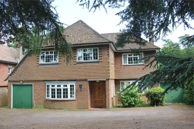 Thumbnail Detached house for sale in Clifton Road, Chesham Bois, Buckinghamshire