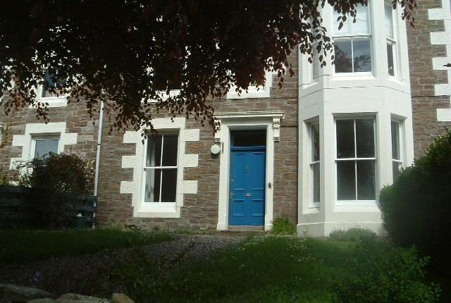 Thumbnail Flat to rent in Grove Road, Broughty Ferry, Dundee 1Jn