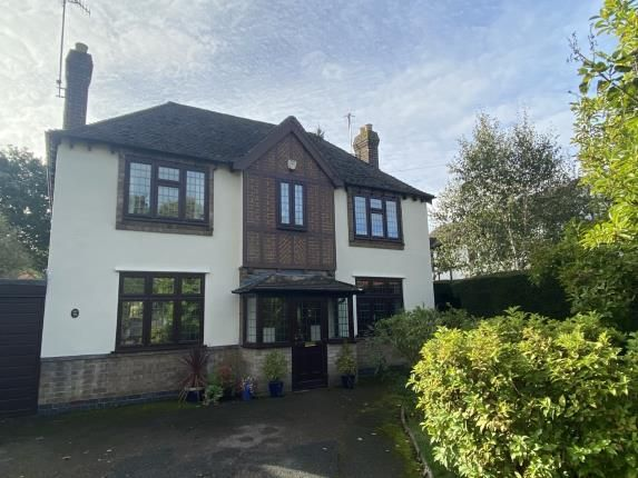 Thumbnail Detached house for sale in Quineys Road, Stratford-Upon-Avon, Warwickshire