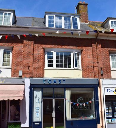 Thumbnail Maisonette for sale in High Street, Budleigh Salterton
