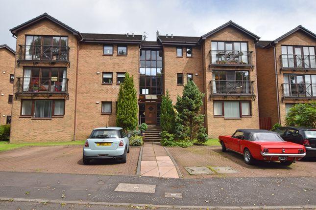 Thumbnail Flat for sale in Elderbank, Bearsden, Glasgow