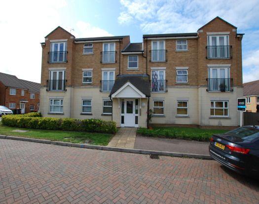 Thumbnail Flat to rent in Dimmock Close, Leighton Buzzard