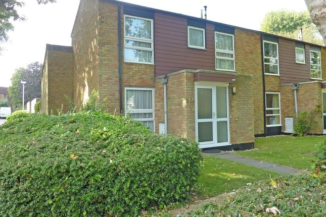 Thumbnail End terrace house for sale in Knights Croft, New Ash Green, Longfield