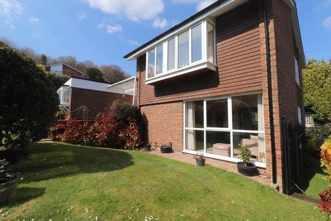 Thumbnail Detached house for sale in Dunedin Drive, Caterham, Surrey