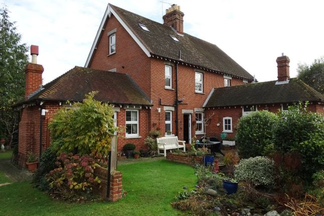 3 bed semi-detached house for sale in Cranbrook Road, Frittenden, Cranbrook