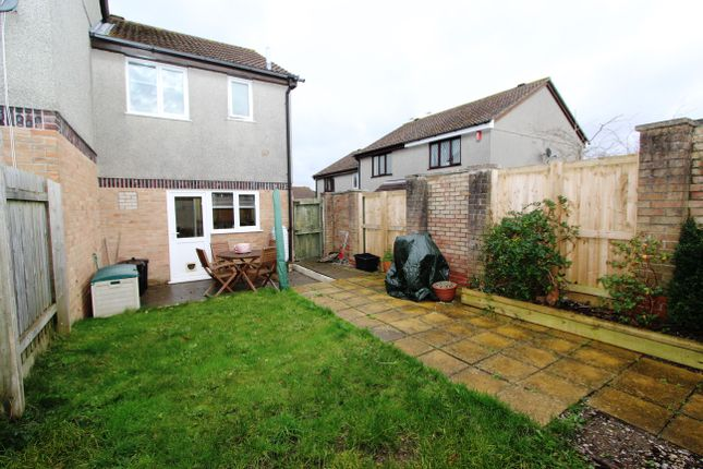 Thumbnail End terrace house for sale in Primrose Close, Torpoint