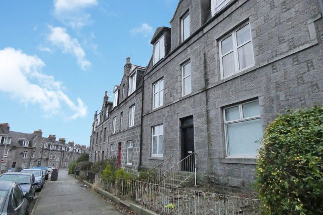 Front View of Menzies Road, Torry, Aberdeen, Aberdeenshire AB11