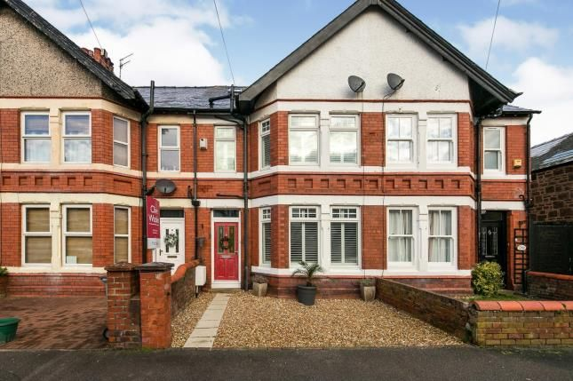 Thumbnail Terraced house for sale in Groveside, West Kirby, Wirral, Merseyside