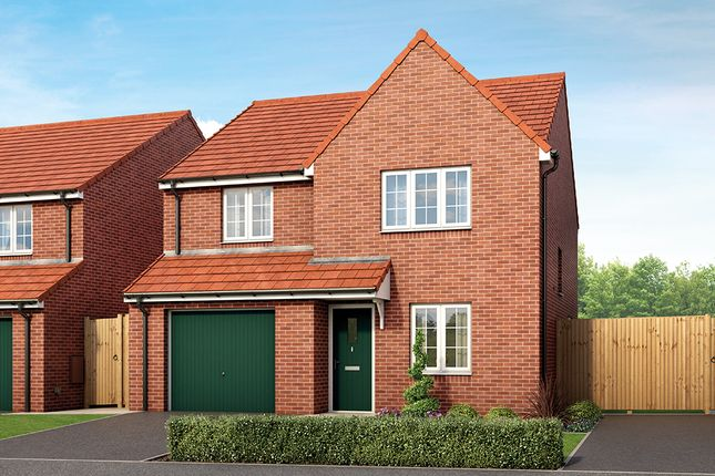 """4 bed property for sale in """"Eaton"""" at Long Lands Lane, Brodsworth, Doncaster DN5"""