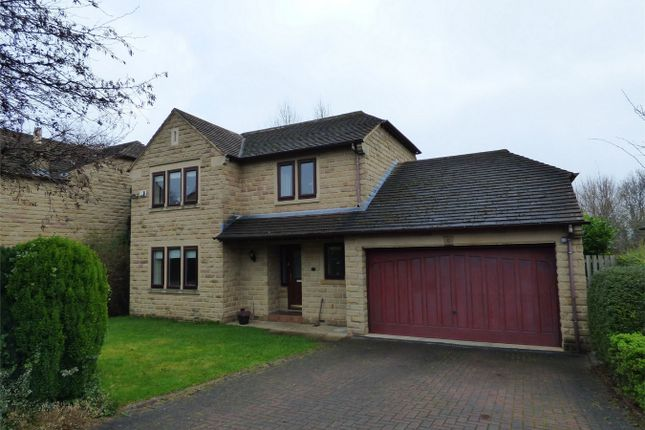 Thumbnail Detached house for sale in Pinewood Gardens, Mirfield