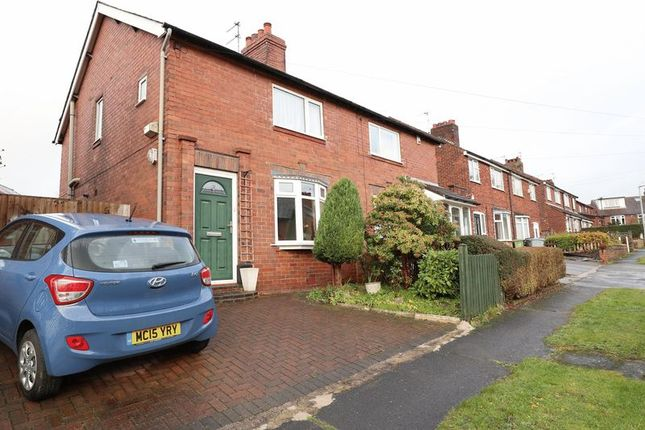 Thumbnail Semi-detached house for sale in Meadow Way, Macclesfield