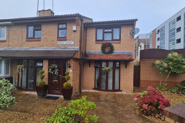 4 bed semi-detached house for sale in Suffolk Street, Liverpool L1