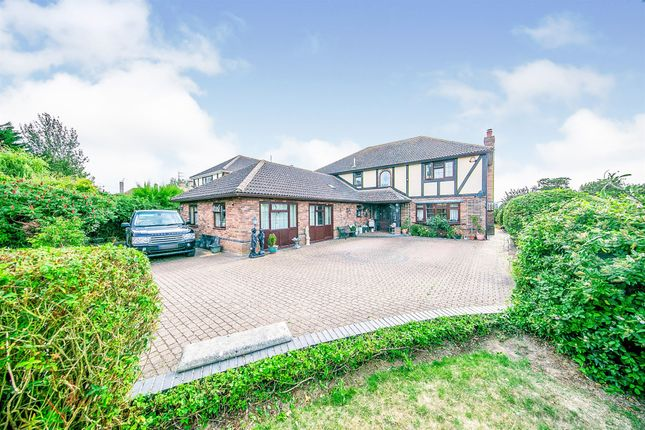 Thumbnail Detached house for sale in Clacton Road, Weeley, Clacton-On-Sea