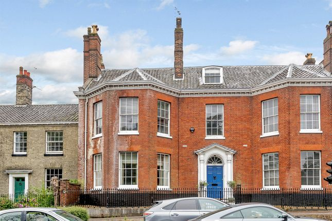 Thumbnail Terraced house for sale in Bracondale, Norwich