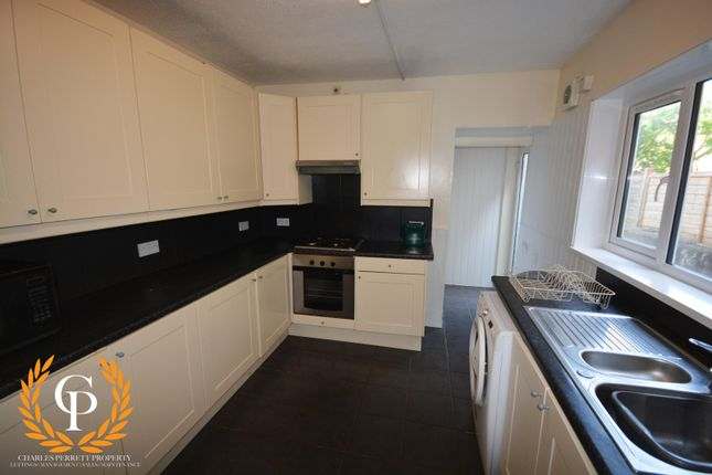 Kitchen of Norfolk Street, Swansea SA1