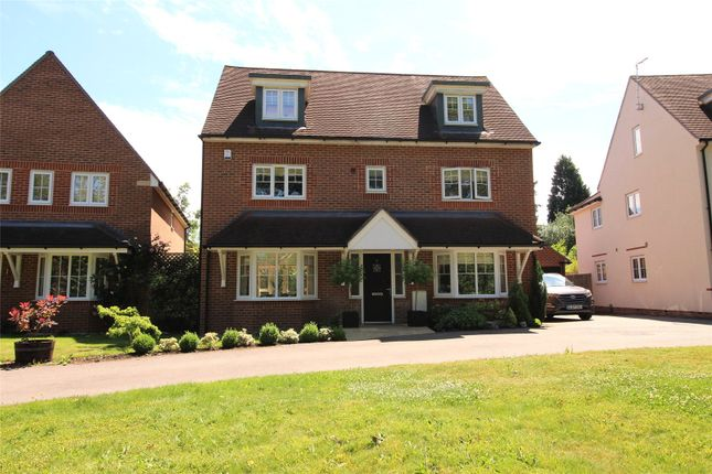 Thumbnail Detached house for sale in Loxfield Close, East Grinstead