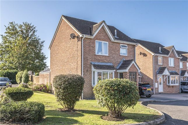 Thumbnail Link-detached house for sale in Mortain Close, Blandford Forum, Dorset