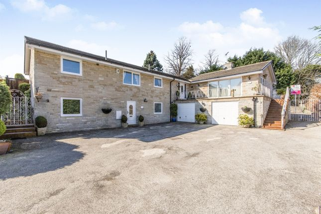 Thumbnail Detached house for sale in The Orchard, Stainton, Rotherham