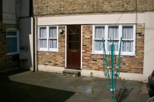 Thumbnail Flat to rent in 1 Bed Flat, New Road, Chatham