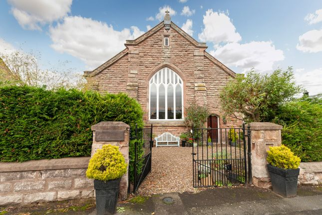 5 bed detached house for sale in The Old Church, Main Street, Horncliffe, Berwick Upon Tweed, Northumberland TD15