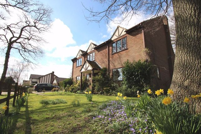 Thumbnail Detached house for sale in Coppice Wood, West Ashton Road, Trowbridge, Wiltshire