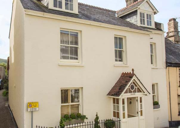Thumbnail Town house for sale in Mill Street, Chagford