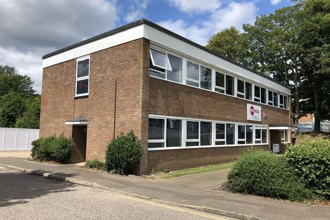 Thumbnail Office to let in Bessemer House, 49 White Lodge Trading Estate, Hall Road, Norwich