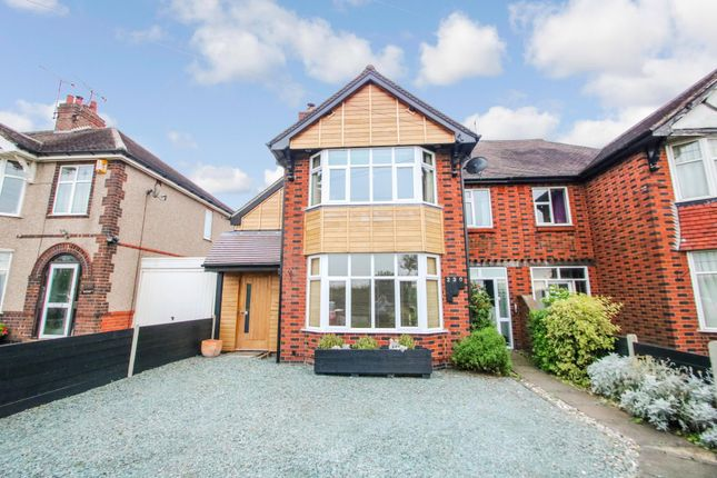 Thumbnail Semi-detached house for sale in Higham Lane, Nuneaton