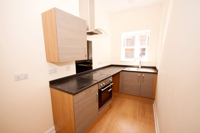 Thumbnail Flat to rent in High Street, Sittingbourne
