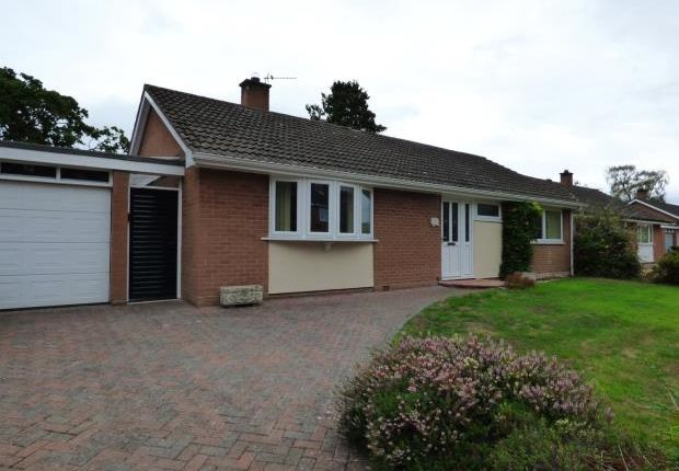 Thumbnail Detached bungalow for sale in Lowry Hill Road, Carlisle, Cumbria