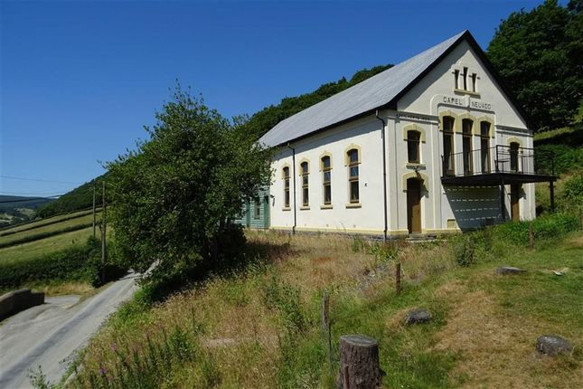 Thumbnail Detached house for sale in Capel Neuadd And Hafrena, Old Hall, Llanidloes, Powys