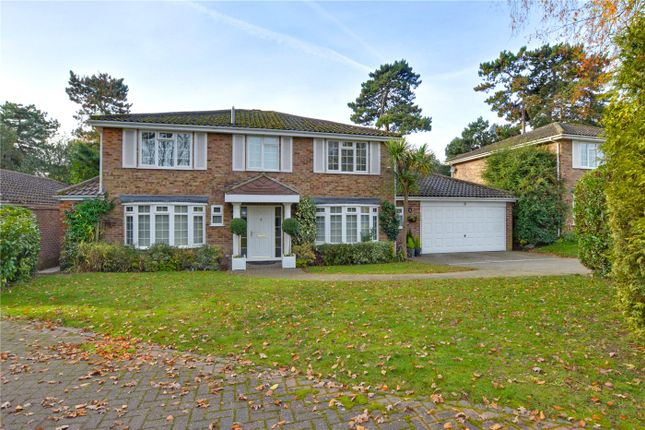 Thumbnail Detached house for sale in Merrydown Way, Chislehurst
