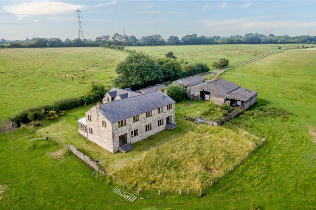 Thumbnail Detached house for sale in Sandhills, Thorner, Leeds, West Yorkshire