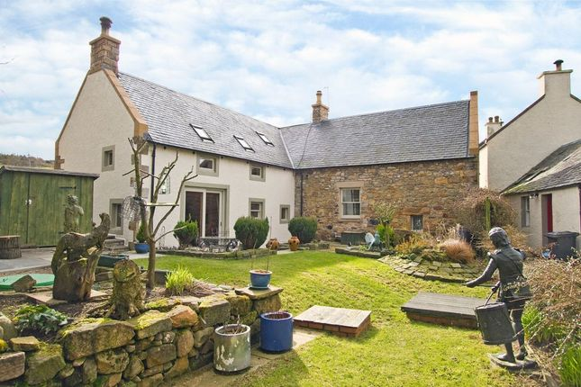 Thumbnail Cottage for sale in Long Croft, Mosshouses, Penicuik