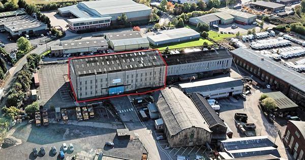 Thumbnail Light industrial to let in Bay 6, Rosemount Estate, Huddersfield Road, Elland