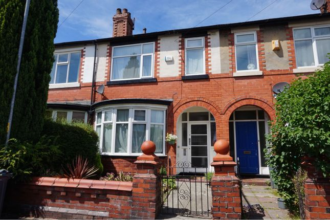 Thumbnail Terraced house for sale in St. Brendans Road North, Manchester
