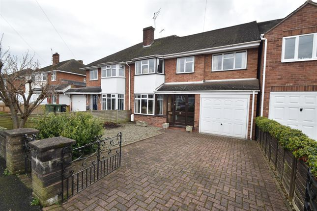 Thumbnail Semi-detached house for sale in Pilgrim Road, Droitwich