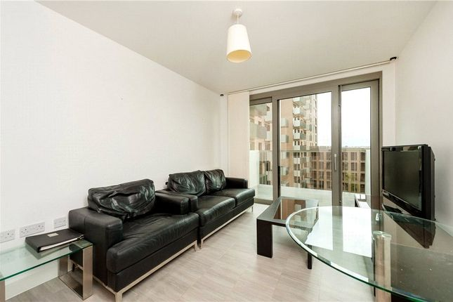 Thumbnail Flat to rent in Parkside Court, Booth Road, London