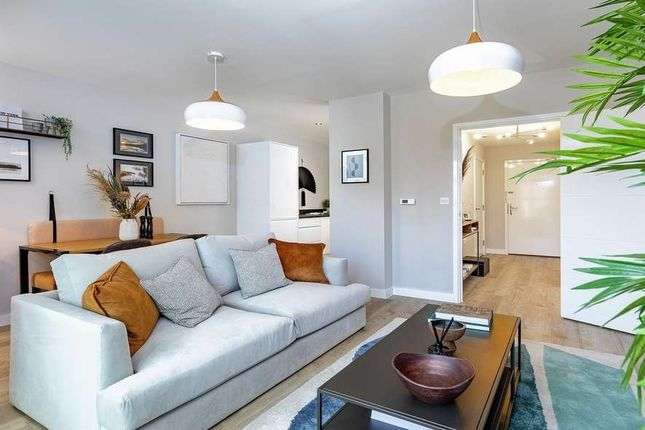 "Thumbnail Flat for sale in ""Plot 19"" at Merriam Close, London"