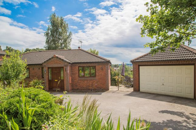 Thumbnail Detached house for sale in The Hawthorns, Derby