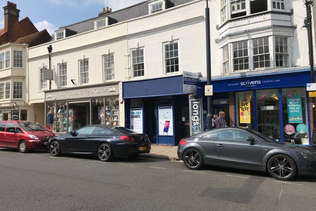 Thumbnail Retail premises to let in High Street, Lymington