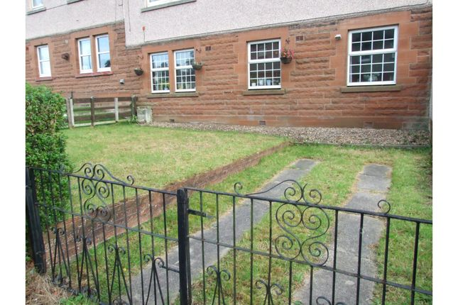 Thumbnail Flat for sale in Criffel Drive, Dumfries