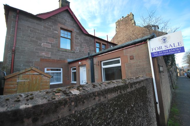 Thumbnail Flat for sale in Millar Street, Crieff
