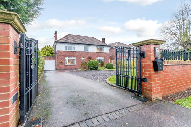 Thumbnail Detached house for sale in Gillway Lane, Tamworth, Staffordshire