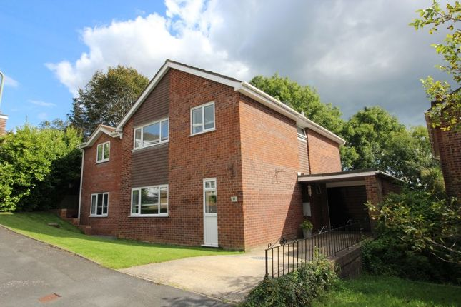 Thumbnail Detached house for sale in Orbec Avenue, Kingsteignton, Newton Abbot