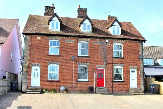 Thumbnail Cottage for sale in The Causeway, Dunmow