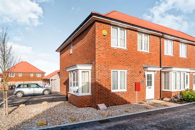Thumbnail 3 bedroom end terrace house for sale in Beresford Grove, Aylesham, Canterbury