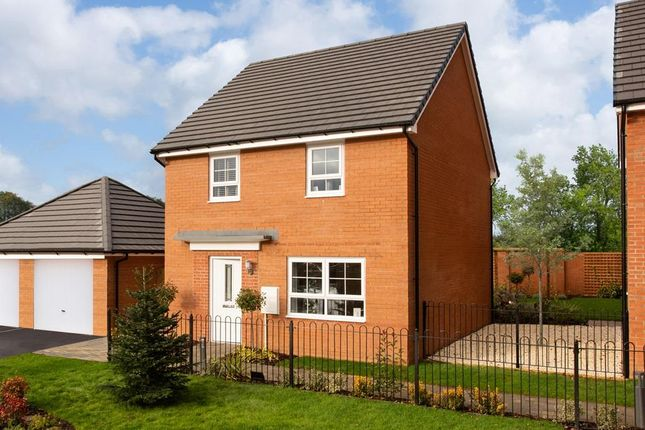 "Thumbnail Detached house for sale in ""Chester"" at Bankwood Crescent, New Rossington, Doncaster"
